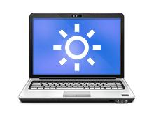 Windows 10 da Uyarlamalı parlaklığı açıp kapatmak