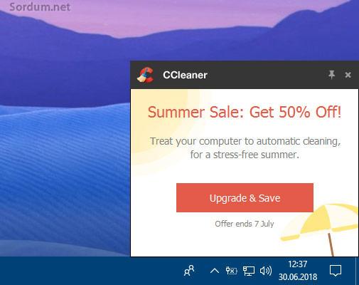 Ccelaner reklam