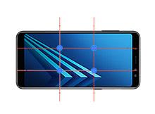Android te kilavuz çizgi