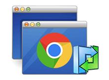 Chrome kazara kapatılan sekme