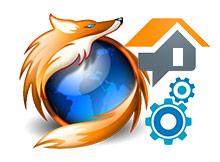 Firefox ta anasayfa nasıl değiştirilir