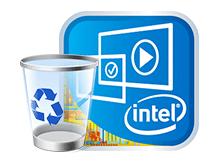 Sağtuştan Intel grafik özelliklerini silelim