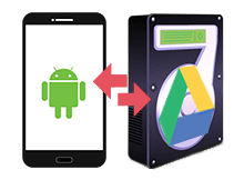Android google drive yedeklemesini kapatmak