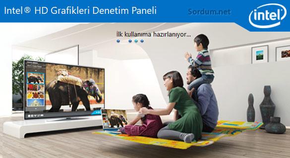 Intel HD grafik