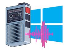 Windows 10 da ses kaydı nasıl yapılır