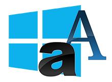 Windows 10 da Herşeyi daha büyük yapalım