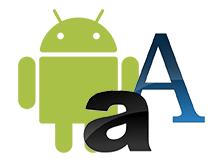 Android chromede yazı boyutunu arttırmak