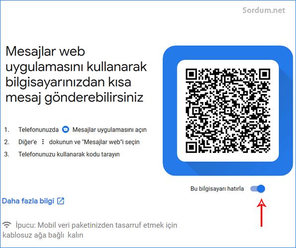 Mesajlar web uygulaması
