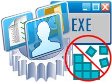 Bir uygulamanın çalışmasını programsız yasaklama