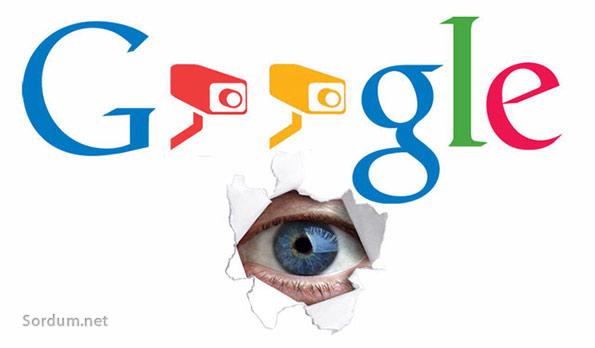 googelnin veri toplama yöntemleri