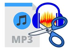 Audacity programı ile Mp3 bölmek