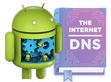 Android telefonda Programsız DNS değiştirmek