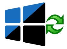 Windows 10 daki herşey siyah lsun