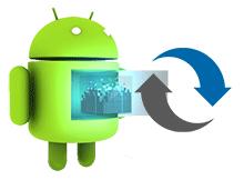 Android uygulama güncelleme kontrolü