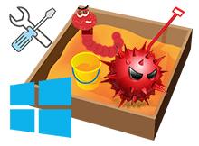 Windows 10 da korumalı alanı (Sandbox) aktif edelim