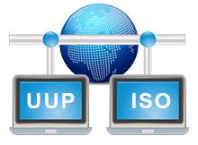UUP yi ISO formatına çevirelim