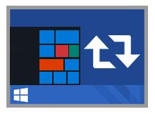 Windows 10 Başlat menüsünü yeniden başlatın