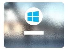 Login ekranı buzlu cam efekti ayarı