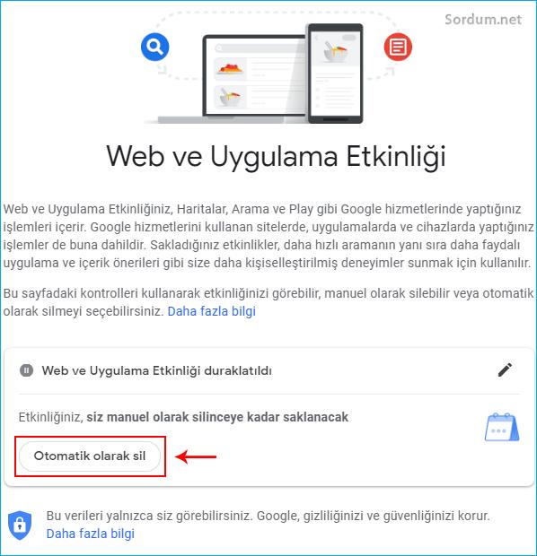 Web ve uygulama etkinliği