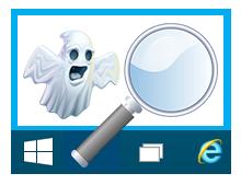 Windows 10 da arama kutusu kayboldu