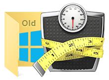 Windows.old Klasörü nedir nasıl silinir