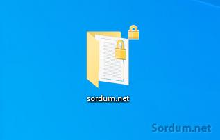 Şifreli dosya