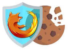 Firefox belirli sitelerde içeriği engellemesin