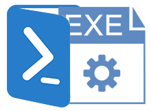 powershell to exe