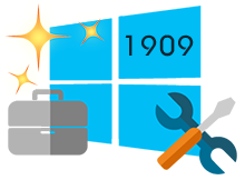 Windows 10 1909 yenilikleri