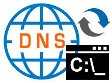 Komut istemi (cmd) ile DNS değiştirin