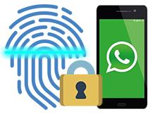WhatsApp Parmak izi kilidi nasıl etkinleştirilir