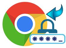 Google chromede şifreleri içe aktar yok