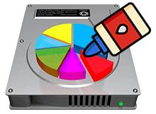Bölünmüş sabit diski (Hdd) tek dizin yapın