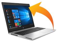 Laptop kapak açma eylem ayarı