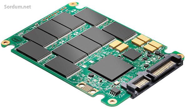Katı hal diski SSD