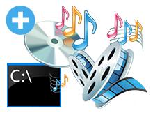 Programsız Müzik ve bazı Video dosyalarını birleştirin
