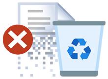 Dosya direkt silinsin çöp kutusuna gitmesin