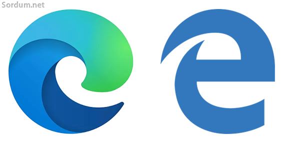 EDGE Chromium yeni ikonu