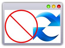Sayfa otomatik yenilenmesin