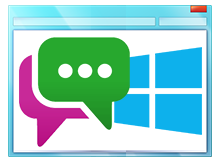 Web siteleri windows dil listenize erişemesin