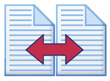 iki metin dosyası arasındaki farkı bulma (diffchecker)