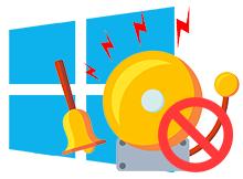 Windows 10 da bildirim seslerini kapatalım