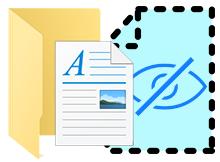 Gizli dosya ve klasörleri göster registry ayarı