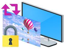 Windows 10 kilit ekran resmi değiştirilemesin
