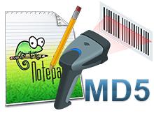 Notepad Plus ile MD5 ve SHA256 değerleri nasıl bulunur