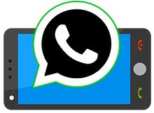 WhatsApp de koyu tema nasıl aktif edilir