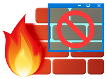 Windows Güvenlik duvarı ile Ip yada web sayfası yasakla