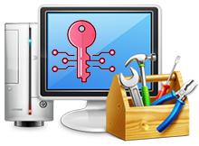 Açılmayan bilgisayardan Windows Ürün anahtarını alalım