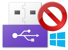 Ratool ile USB aygıtı engelle