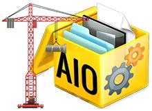 Hepsi birarada (AIO) uygulamaları